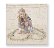 Puzzle Quadrato 19×19 cm – 25 pz.