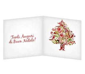 Biglietti d'auguri natalizi