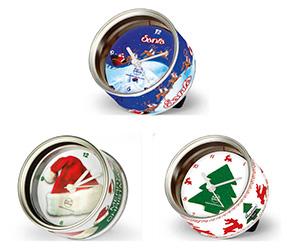 Orologi magnetici natalizi