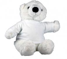Orso polare h 20 cm