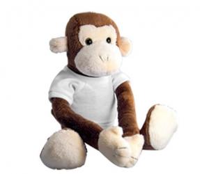 Scimmia h 18 cm